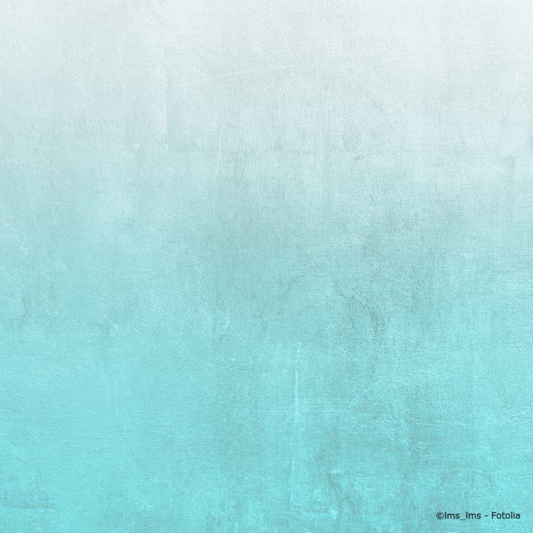 Wand mit Farbverlauf