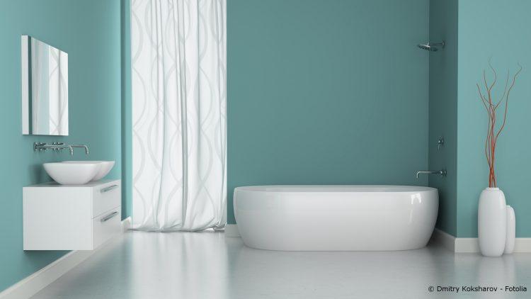 Feuchtigkeitsschutz im Bad - Streichen oder Tapezieren? - Maler und ...